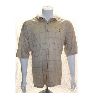 Slazenger Augusta National Golf Shop Mens Polo XL